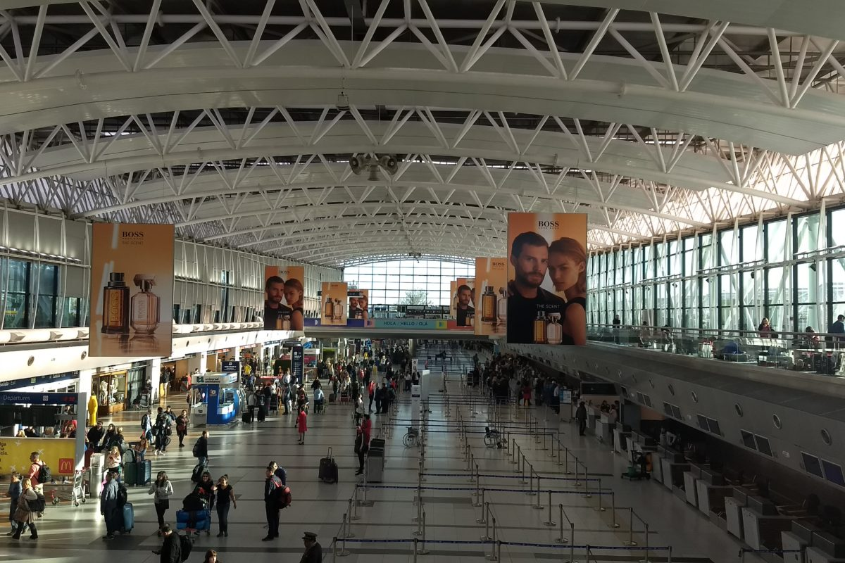 aeropuerto internacional ezeiza