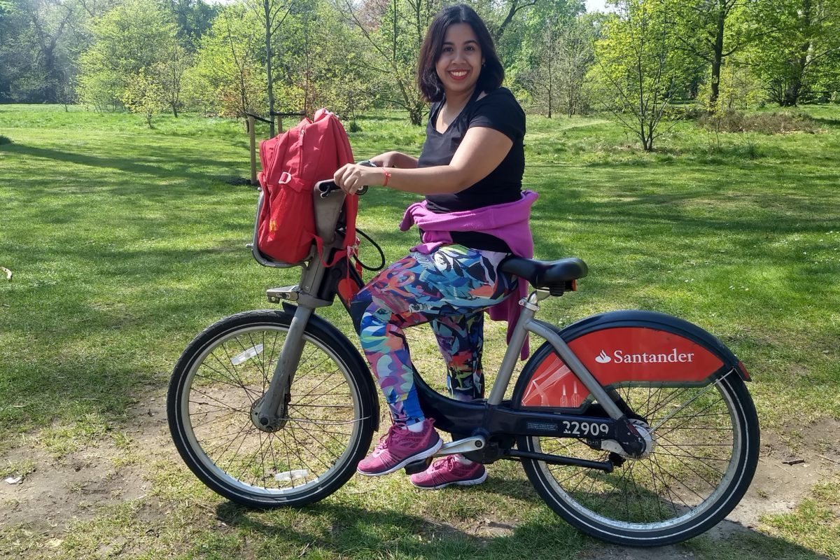 Santander Cycles en Londres